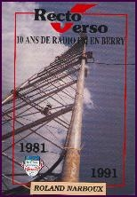 Livre 10 ans de Recto Verso