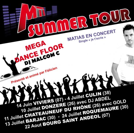 2009 - MTI Summer Tour