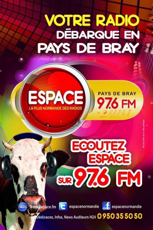 2016 - Nouvelle fr��quence Pays de Bray