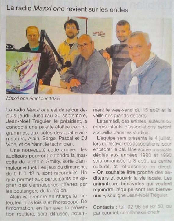 2015 - Ouest France