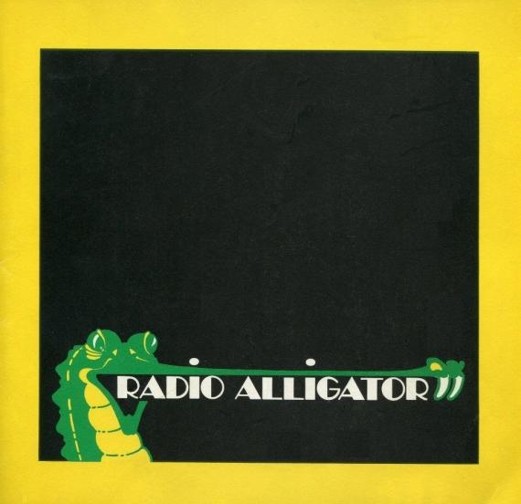 1984- Plaquette de Radio Alligator (00)