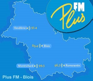 Les fréquences de Plus FM