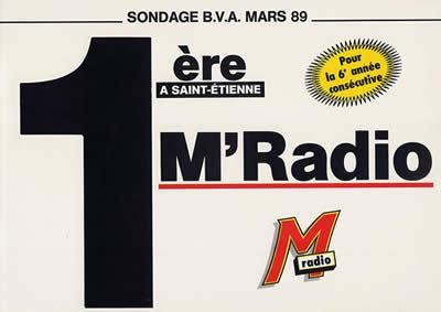Publicit�� en 1989