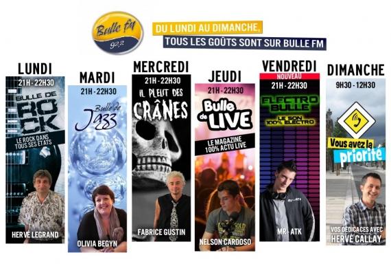 2012 - Programmes