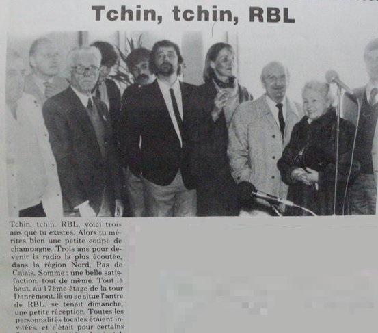 1984 - 3ème anniversaire