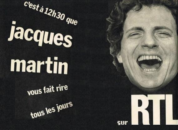 1973 - Jacques MARTIN
