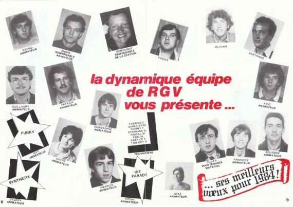 1983 -  L'équipe