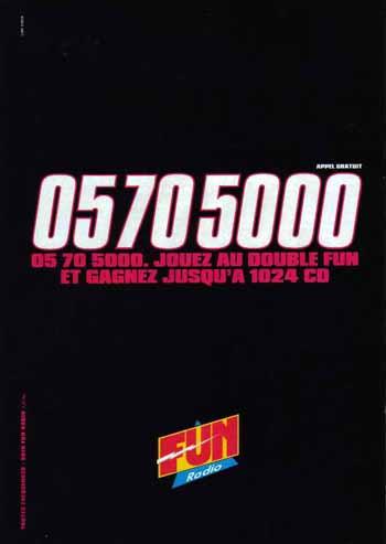 1997 - Double Fun