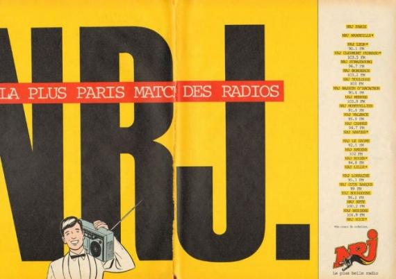 1985 - publicité