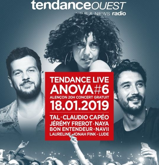 2019 Tendance Live