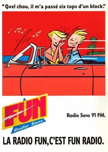 1991 - Fun Radio Sens