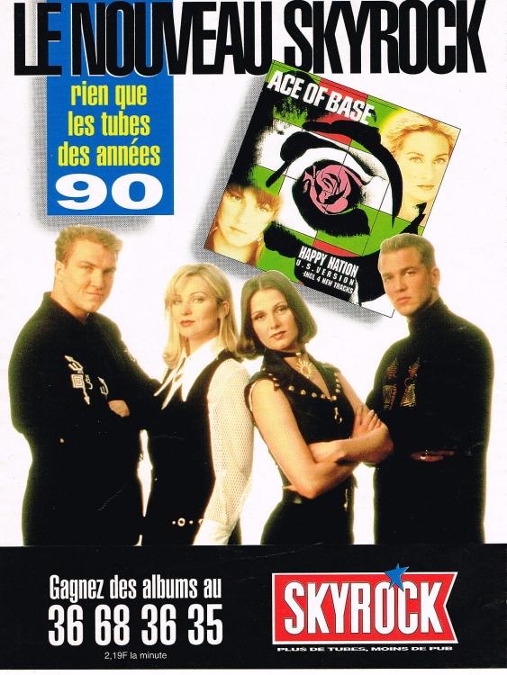 1994 - le nouveau SKYROCK