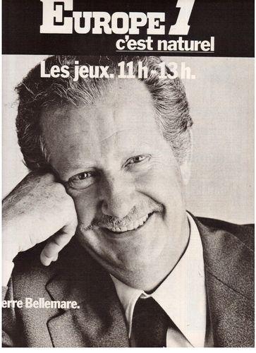 1977 - Pierre BELLEMARE