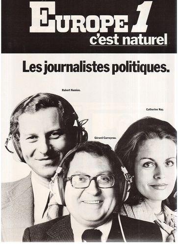 1977 - R. NAMIAS, C. NAY,G. CARREYROU