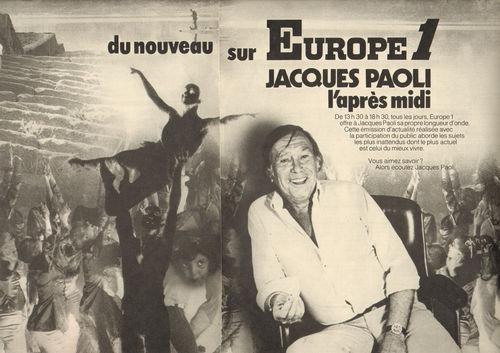 1970 - Jacques PAOLI