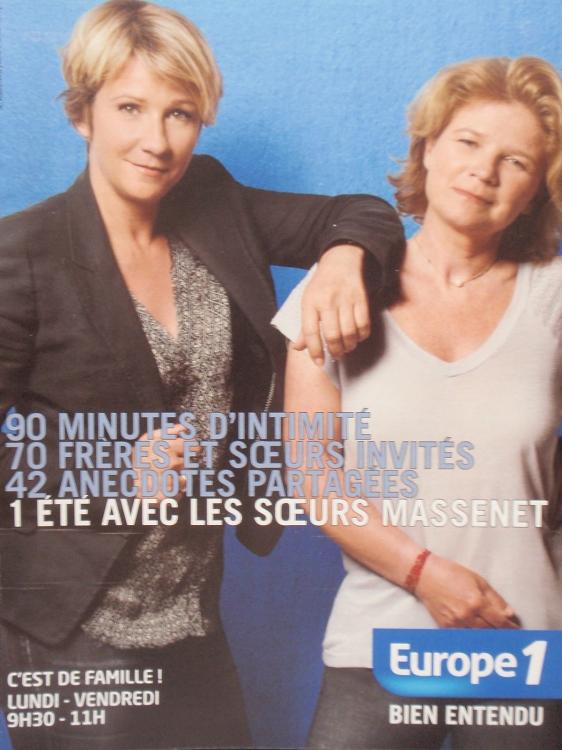 2010 - Les soeurs MASSENET