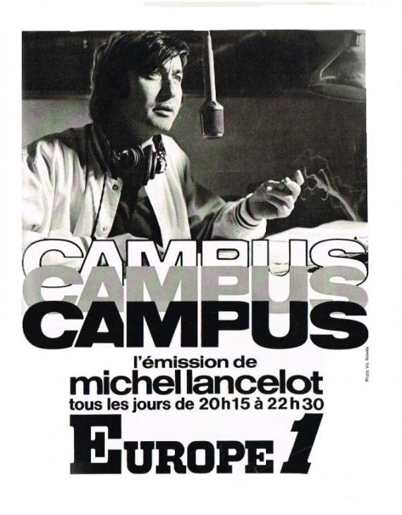 1970 - CAMPUS Michel LANCELOT