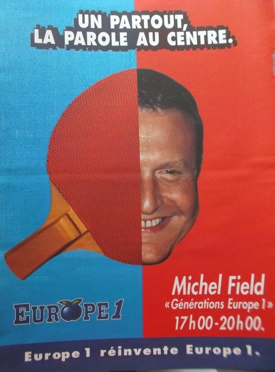 1996 - Michel FIELD