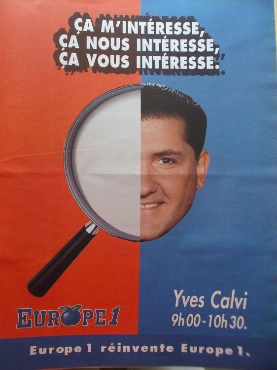 1996 - Yves CALVI