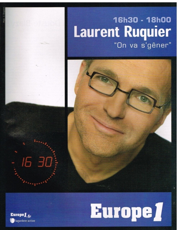 2005 - Laurent RUQUIER