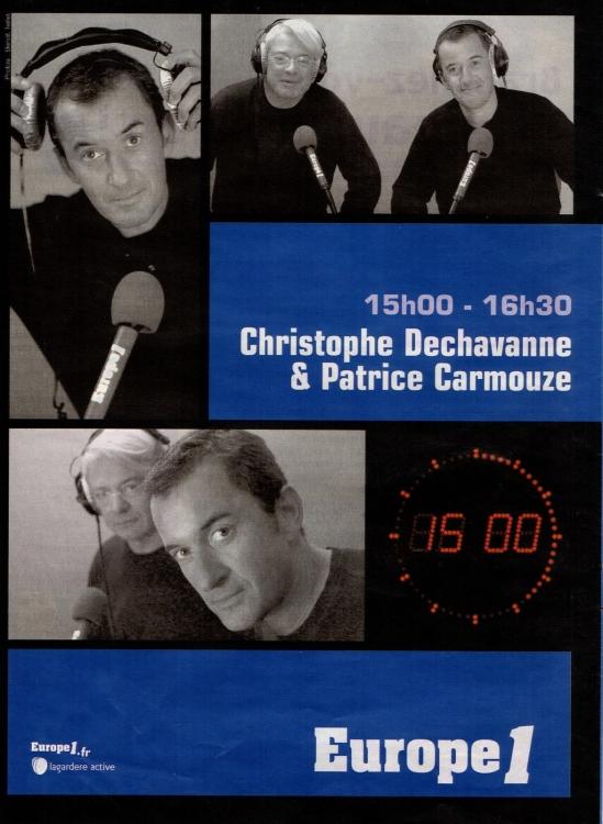 2004 - Christophe DECHAVANNE