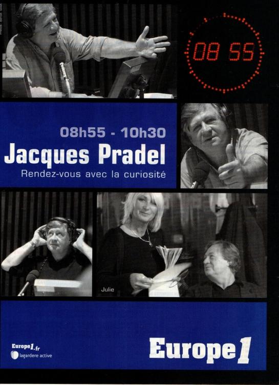 2004 - Jacques PRADEL