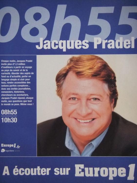 2002 - Jacques PRADEL