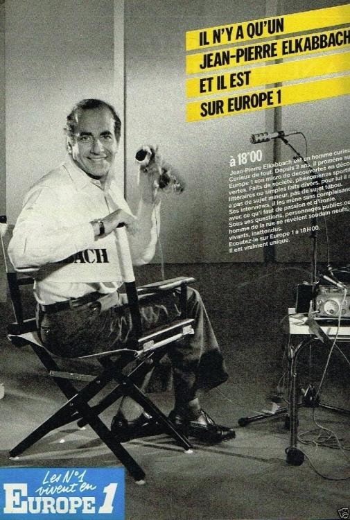 1984 - Jean-Pierre ELKABACH