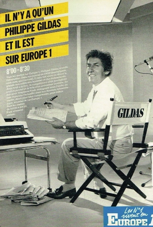 1984 - Philippe GILDAS