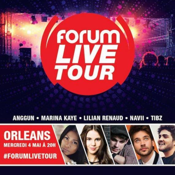 2016 - Forum Live Tour