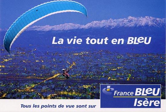 2002 - France Bleu Isère