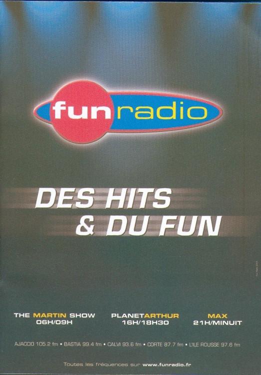 Fun radio 2000