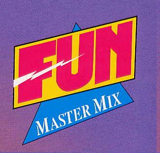 1992 - Logo Fun Master Mix