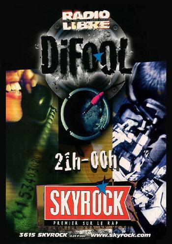 1999 - Difool Radio Libre