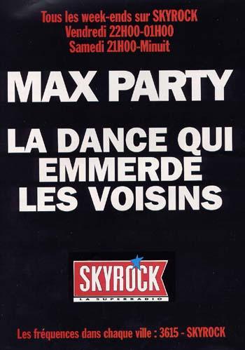 1992  - Maxi Party -